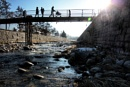 Bridge over the river Glazne by jocas