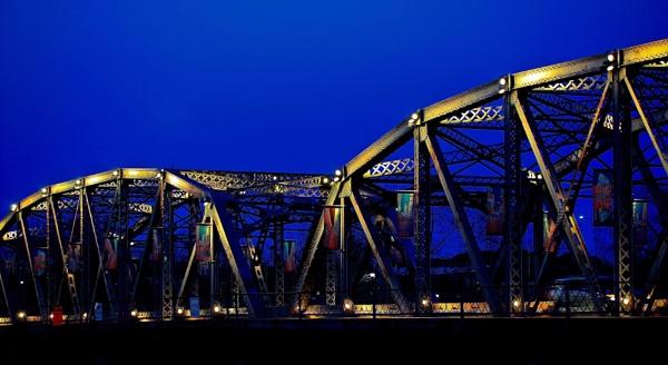 Night ride to bridgetown by waltknox