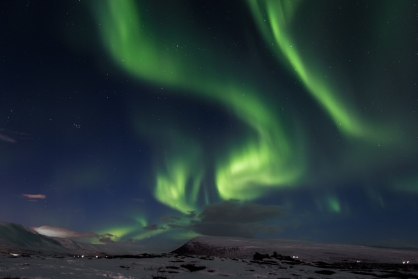 Aurora Show Iceland by Legend147