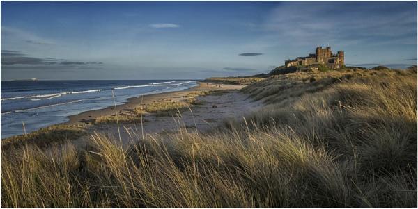 Bamburgh Dunes by Leedslass1