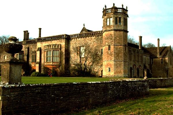 Lacock Abbey by Janetdinah