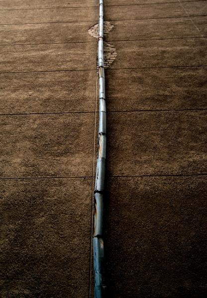 rain pipe by Danas
