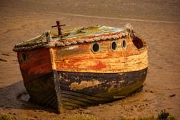 Wreck on River Alde
