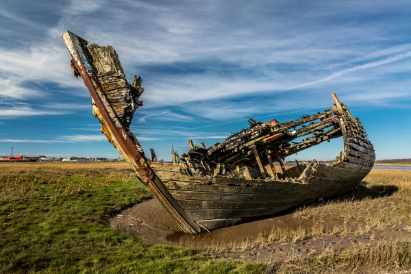 Fleetwood Wreck by MalcolmS