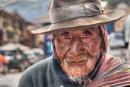 Old Man, Pisac by AndrewAlbert