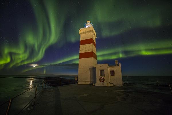 Iceland Aurora by rburnage