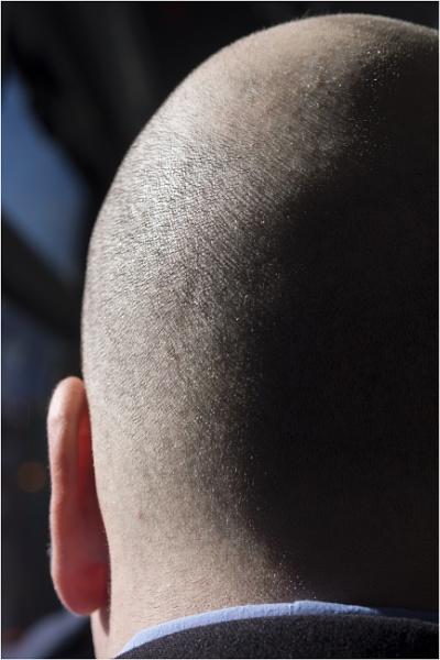 Head shot by dudler
