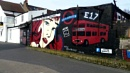 North London walls... by Chinga