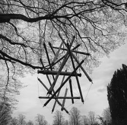Photo : Mathematical sculpture