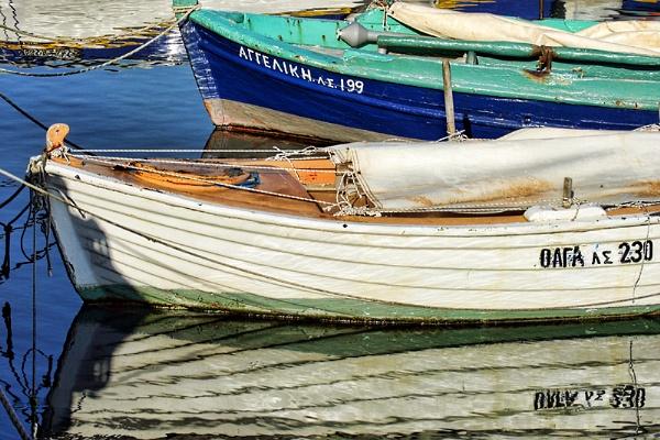 Greek Boats: OLGA
