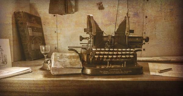 The Keyboard by bwlchmawr