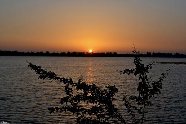 Sukhna Lake Chandigarh [India]