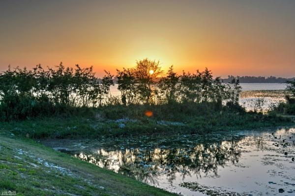 Sukhna Lake Chandigarh [India] 2 by Bantu