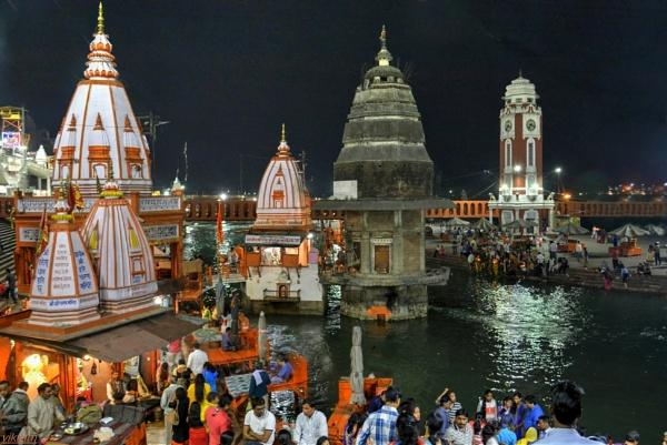 Haridwar [India] by Bantu