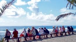 Tenerife - bench