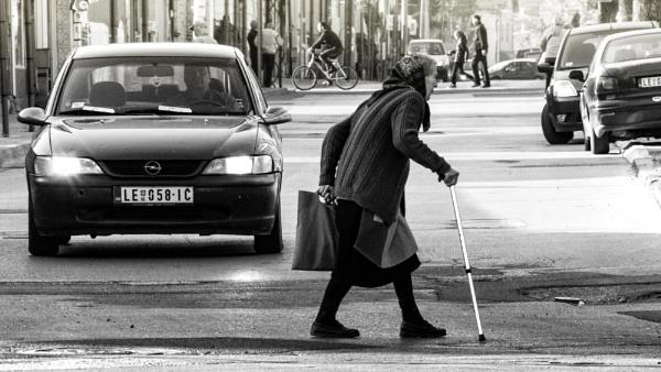 Urban Scene XCIII by MileJanjic