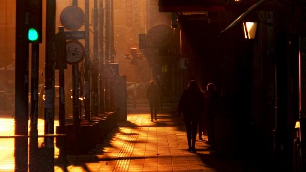 Urban Scene XCV