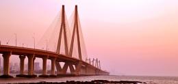 Bombay sea link