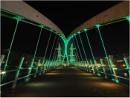 Salford Millennium Bridge by Leedslass1