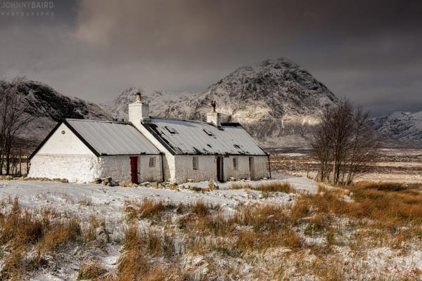 Blackrock Cottage, Glencoe by Johnnybairdphotography