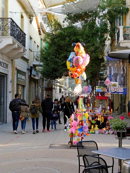 Ledras Street by Savvas511