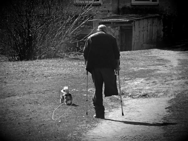 Walk... by Zenonas