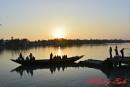 Sunset at Sonakhali by malaybala at 27/03/2017 - 7:05 AM