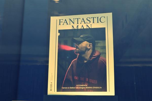 Fantastic man by Jesenina