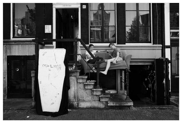 Amsterdam (Part III) by bliba
