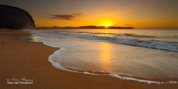 Pearl Beach Sunrise March 2017 by kmorgan3