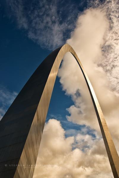 Mother Road XCII - Gateway Arch by Stephen_B