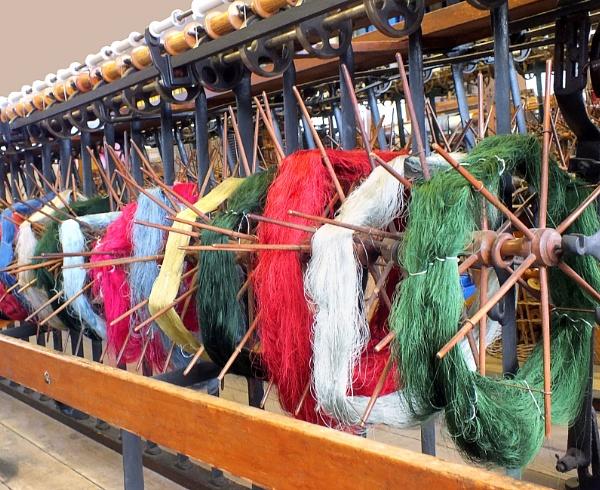 Whitchurch Silk Mill 1