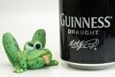 Happy bunny....er....frog.. by KevinEllison