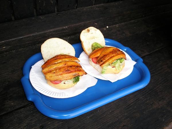 Kipper Sandwiches by happysnapperman