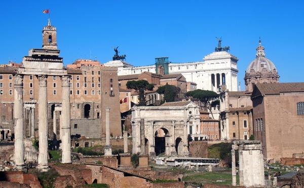 Rome Ruins