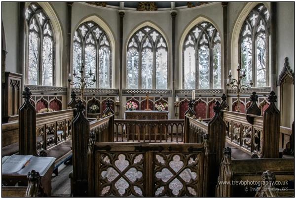 St Nicholas Church, Moreton by TrevBatWCC