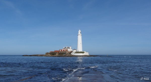 St Marys island by Sheddy