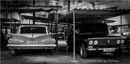 Havana Car Park