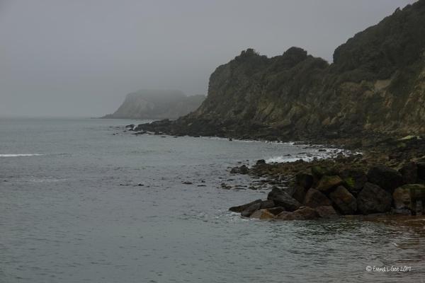 Ventnor Coastline. by Imageering