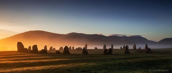 Castlerigg Dawn by Tynnwrlluniau