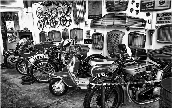 Bits & Bikes by richy