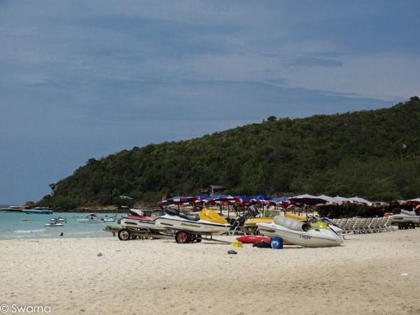 Coral Island II - Pattaya, Thailand by Swarnadip