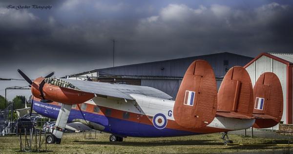 Preserved Twin Pioneer by Lord_Raglan