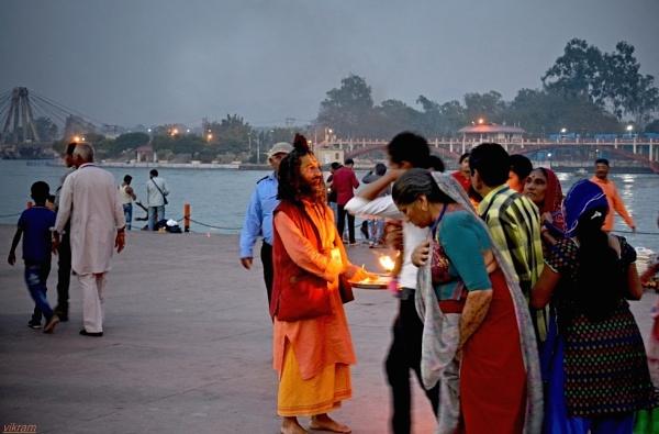 Arti Haridwar  [India] by Bantu