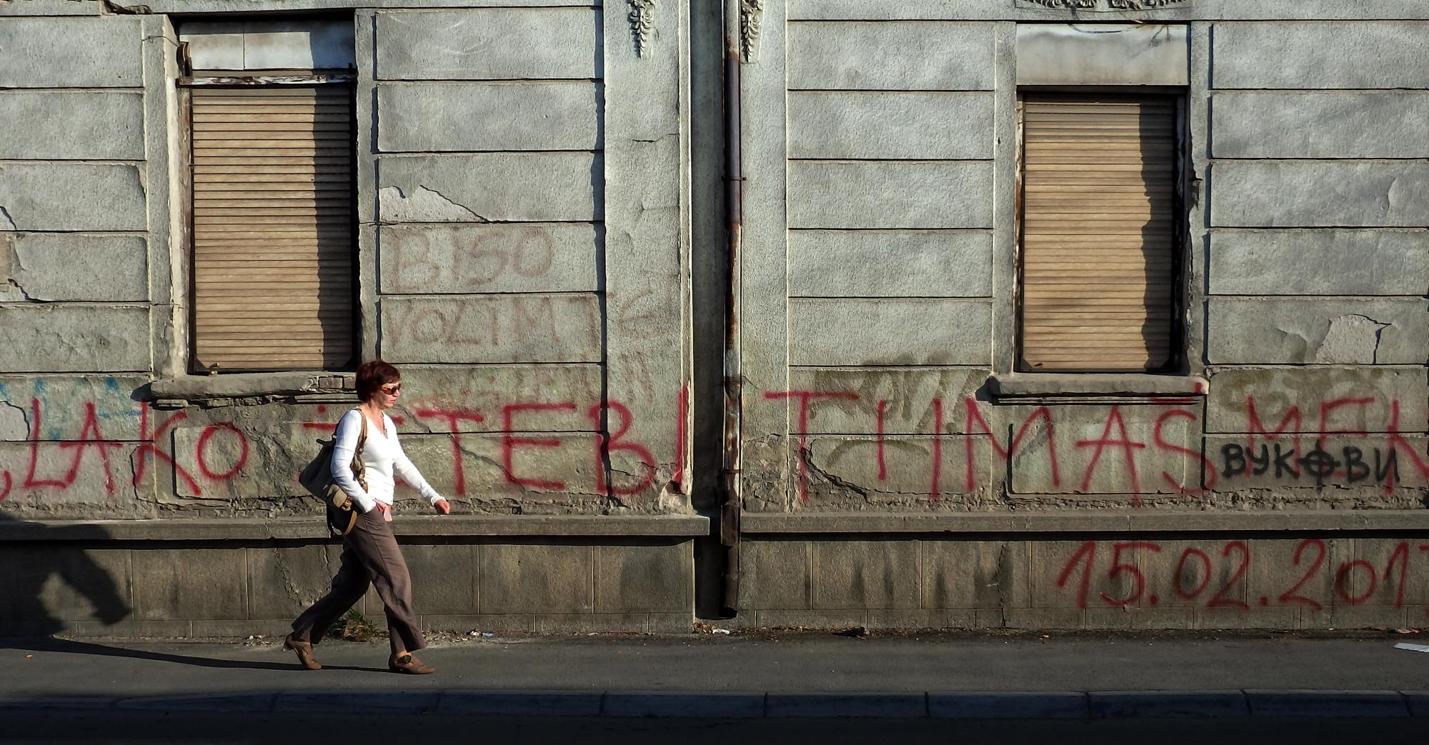 Urban Scene XCVII