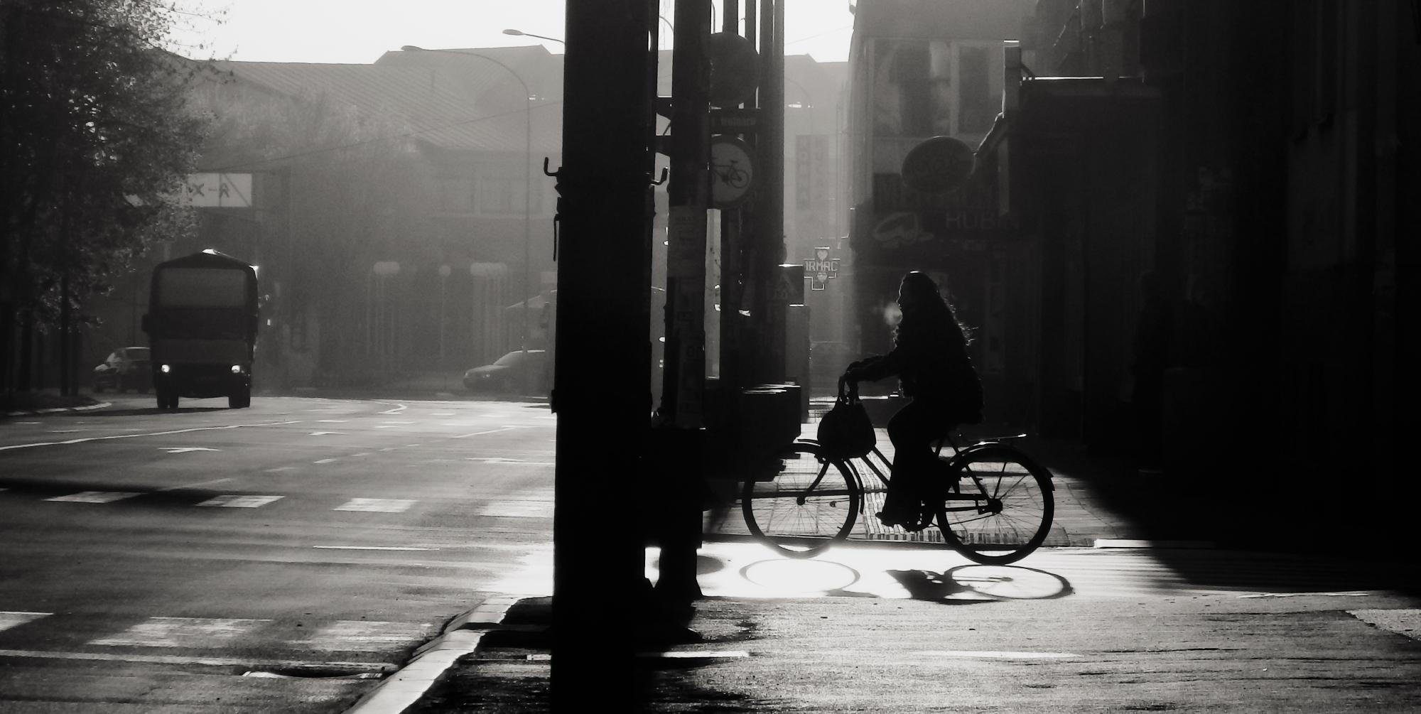 Urban Scene XCVIII