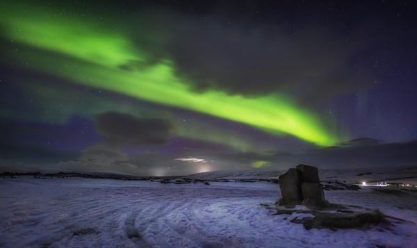 Iceland Aurora by Legend147