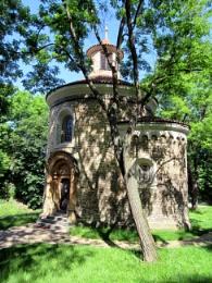 Old Church Vysehrad