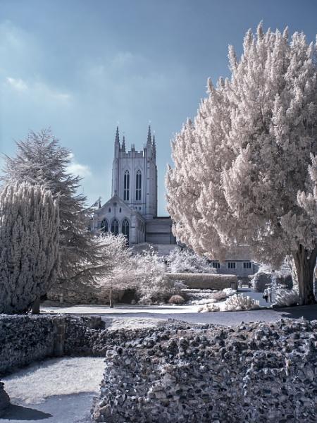Bury St Edmunds - Infrared by Rachel586