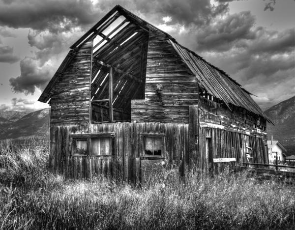 high risk barn by WayneDS